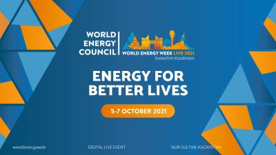 Read more about the article Semaine mondiale de l'énergie